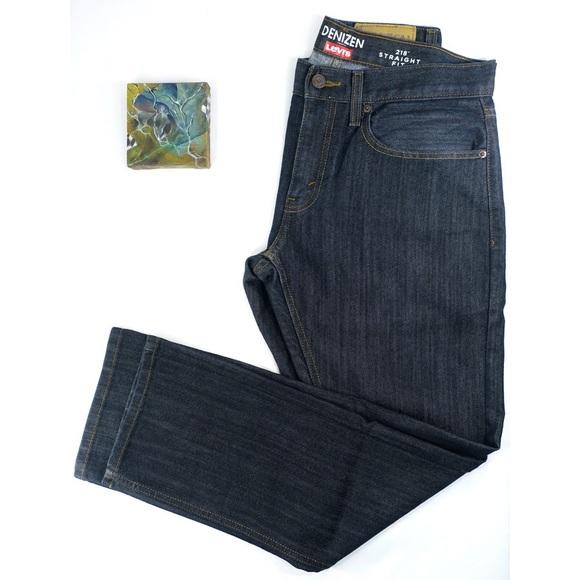 c06c294c903 Levi's Jeans   Levis 218 Straight Fit Denizen 32 X 30   Poshmark